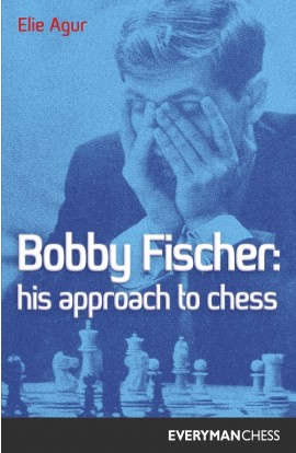 SHOPWORN - Bobby Fischer - His Approach to Chess