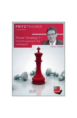 Power Strategy 1 - From the Opening to the Middlegame - Mihail Marin -