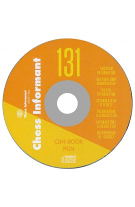 Chess Informant  - ISSUE 131 on CD