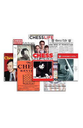 The Complete Chess Life / Chess Review Collection - All Issues from 1933 through 2019