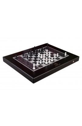 REFURBISHED - Square Off Grand Kingdom Chess Set - Limited Black Edition - ALL SALES FINAL