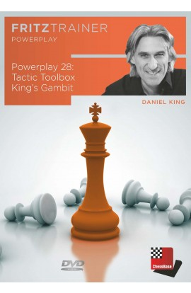 Powerplay 28 - Tactic Toolbox King's Gambit - Daniel King