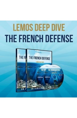 Lemos Deep Dive - #15 - The French Defense - GM Damian Lemos - Over 7 Hours of Content!