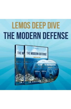 Lemos Deep Dive - #16 - The Modern Defense - GM Damian Lemos - Over 7 Hours of Content!