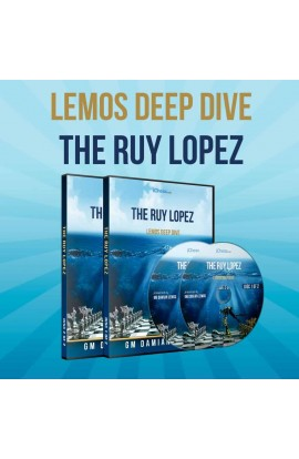 Lemos Deep Dive - #17 - The Ruy Lopez - GM Damian Lemos - Over 7 Hours of Content!