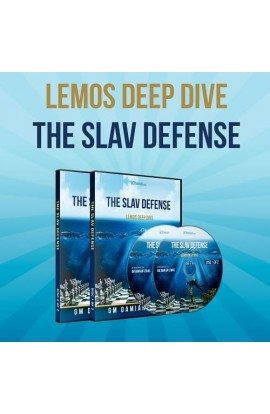 Lemos Deep Dive - #12 - The Slav Defense - GM Damian Lemos - 8 Hours of Content!