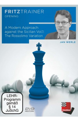 E-DVD - A Modern Approach against the Sicilian - Volume 1 - The Rossolimo Variation