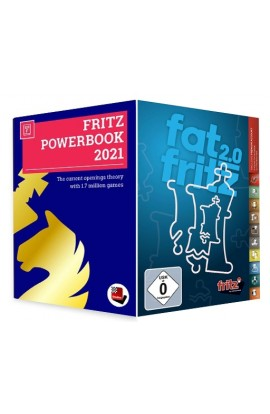Fat Fritz 2.0 with Powerbook 2021