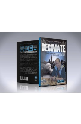 E-DVD - Decimate Black with the Evans Gambit - EMPIRE CHESS
