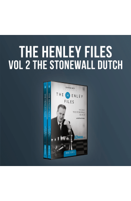 The Henley Files - The Stonewall Dutch - GM Ron Henley - Volume 2