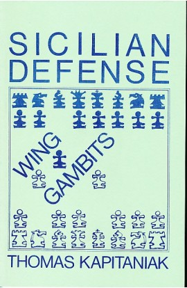 CLEARANCE - Sicilian Defense - Wing Gambits