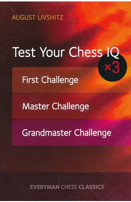 Test Your Chess IQ x 3