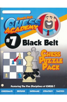 Coach Jay's Chess Academy - #7 Black Belt Puzzles