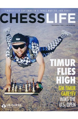 CLEARANCE - Chess Life Magazine - November 2018 Issue
