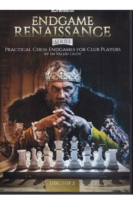 Endgame Renaissance - Practical Chess Endgames for Club Players - 2 DVDs