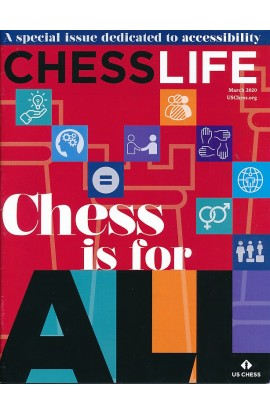 Chess Life Magazine - March 2020 Issue
