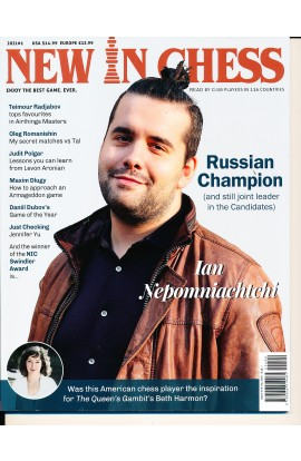 New In Chess Magazine - Issue 2021/1