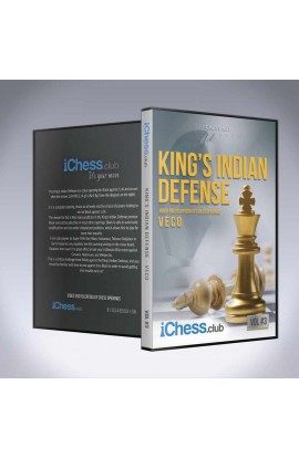 VECO - King's Indian Defense - GM Damian Lemos - Volume 3