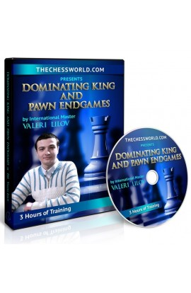 E-DVD Dominate King and Pawn Endgames with IM Valeri Lilov