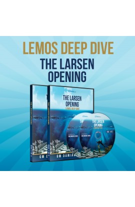 Lemos Deep Dive - #20 - The Larsen Opening - GM Damian Lemos