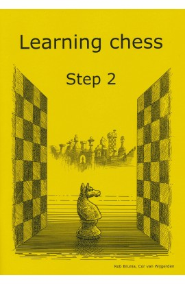 Learning Chess - Workbook Step 2