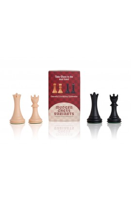 Chancellor and Archbishop - Musketeer Chess Variant Kit - 4 Set