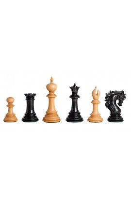 """The Forever Collection -  Benevento Series Artisan Chess Pieces - 4.4"""" King"""