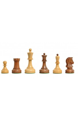 """The Dubrovnik Chess Pieces - 3.75"""" King"""