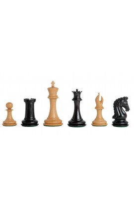 """The Forever Collection - Imperial Collector Series Luxury Chess Pieces - 4.4"""" King"""