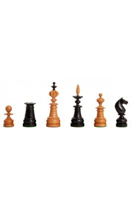 """The Tsarist Russian Series Luxury Chess Pieces - 4.4"""" King"""