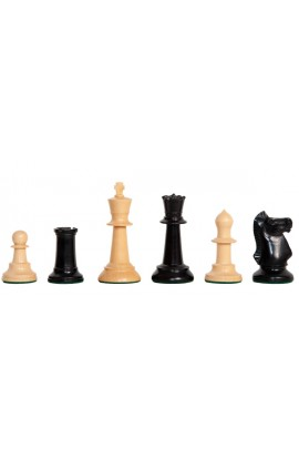 """The 1962 Varna Olympiad Commemorative Chess Pieces - 3.6"""" King"""