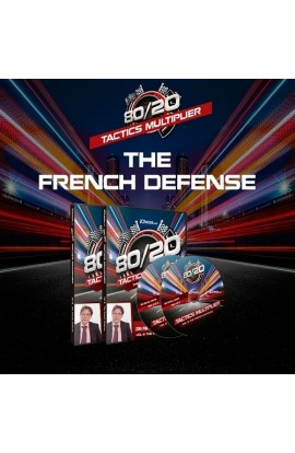The French Defense - GM Mihail Marin - 80/20 Tactics Multiplier
