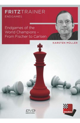 Endgames of the World Champions - From Fischer to Carlsen - Karsten Muller - Volume 1