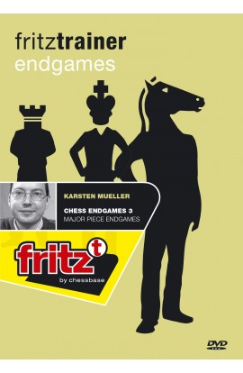 CHESS ENDGAMES - Major Piece Endgames - Karsten Muller - VOLUME 3