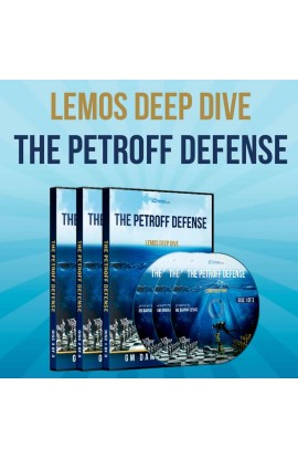 Lemos Deep Dive - #9 - The Petroff Defense - GM Damian Lemos - Over 8 Hours of Content!