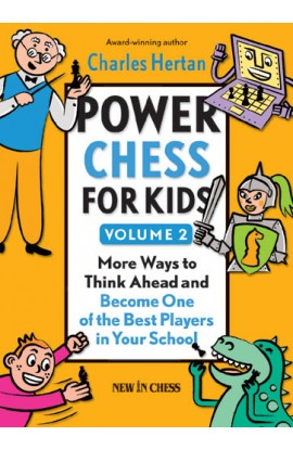 CLEARANCE - Power Chess for Kids - Volume 2