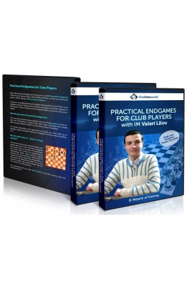 E-DVD Practical Endgames For Club Players with IM Valeri Lilov