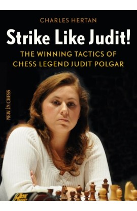 CLEARANCE - Strike Like Judit!