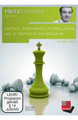TACTICS - Tactics in the Endgame - Volume 5