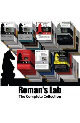 The Complete Roman's Lab on DVD - VOLUMES 1-117 - 5 DVDs