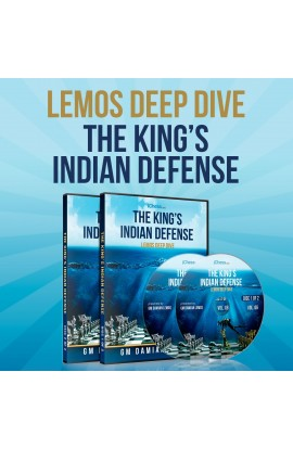 Lemos Deep Dive - #6 - The King's Indian Defense - GM Damian Lemos -  Over 9 Hours of Content!
