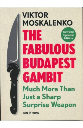 SHOPWORN - The Fabulous Budapest Gambit - New and Updated Edition