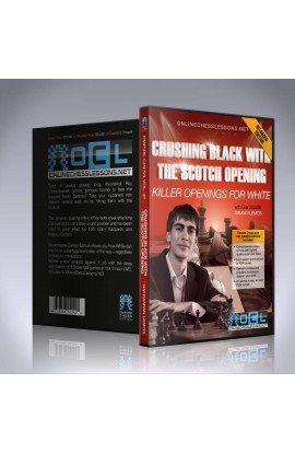 E-DVD - Crushing Black with the Scotch Opening - EMPIRE CHESS