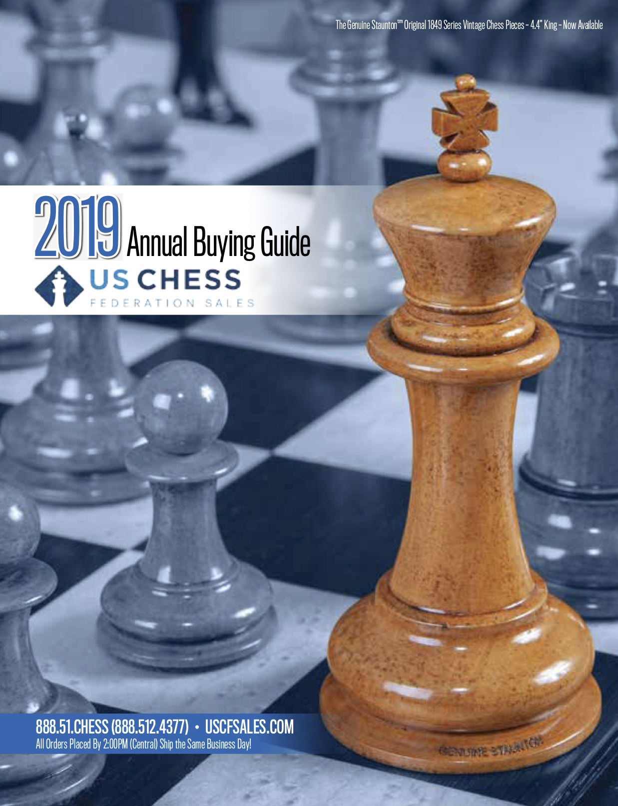 2019 Annual Buying Guide